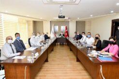 Teknopark Yönetim Kurulu, Vali Su başkanlığında toplandı