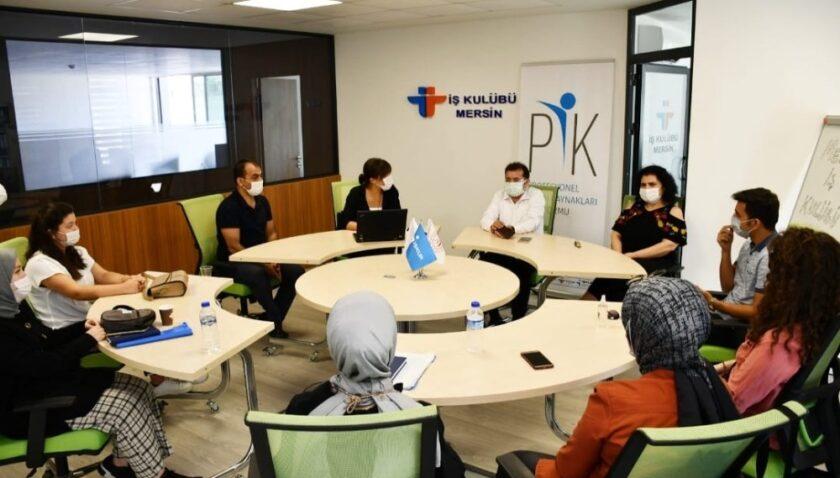 İŞKUR'dan kamuda staj gören öğrencilere eğitim