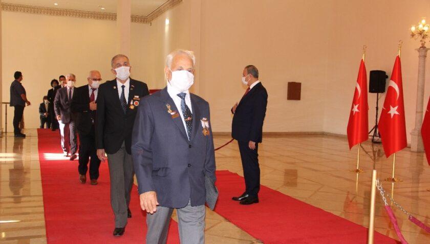 Mersin'de Cumhuriyet Bayramı sade bir törenle kutlandı