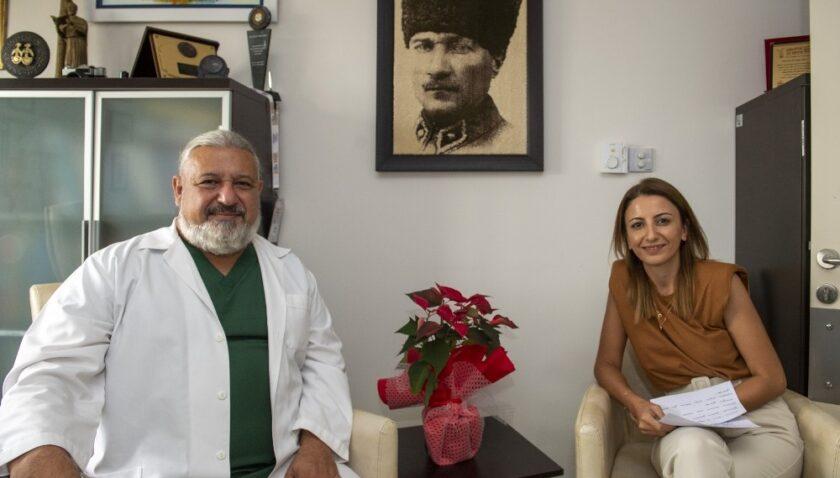 Mersin'de 'meme kanseri' hakkında bilinçlendirici program düzenlendi