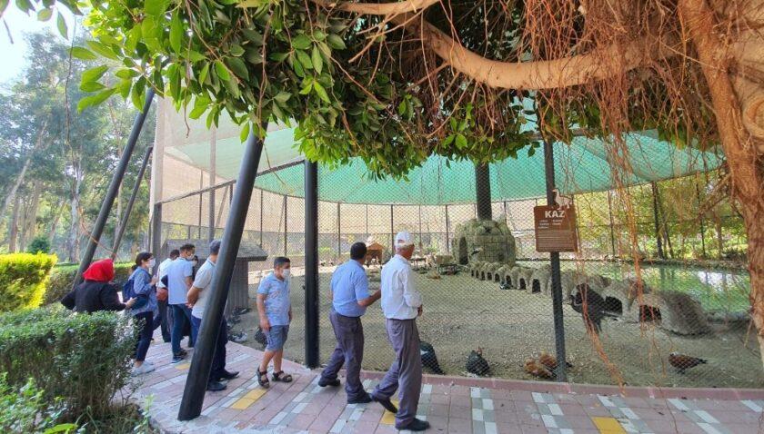 Tarsus Gençlik Kampı şehit yakınlarını ağırlıyor