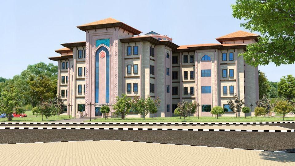 Tarsus Hükümet Konağı inşaatı 500 günde bitecek