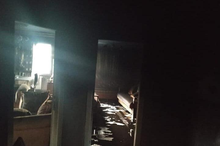 Tarsus'ta 2 ayrı evde yangın çıktı