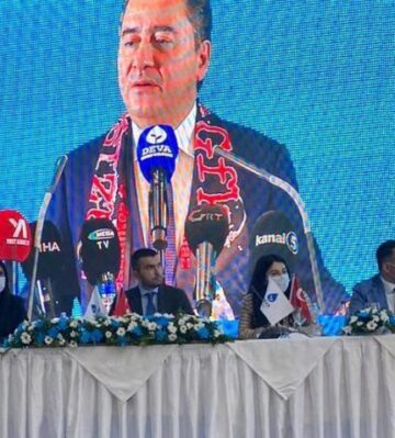 Gaziantep ve Şanlıurfa'da 'DEVA' rüzgarı!