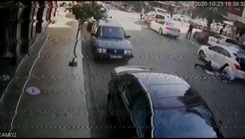 Telefon dolandırıcılarının 10 saniyelik hırsızlık görüntüleri ortaya çıktı