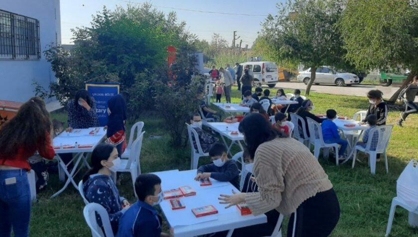 Akdeniz Belediyesi'nden çocuklar için büyük projeler