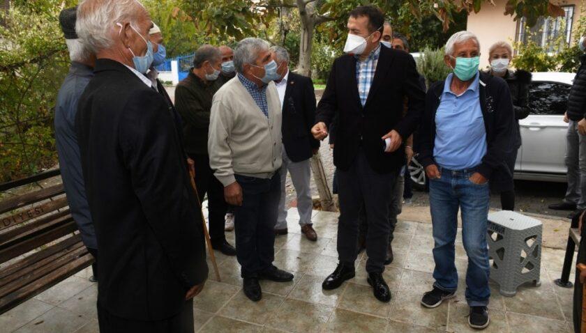 """Özyiğit: """"Gelincik Tepesi Yenişehir'in ve Mersin'in en özel noktası olacak"""""""