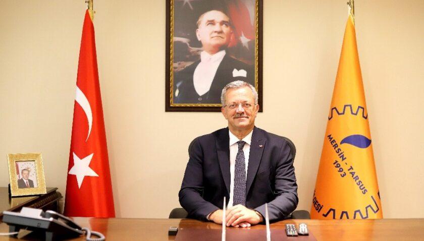 """Sabri Tekli: """"Elvan'ın ülkemize ve Mersin'e faydalı olacağı inancındayız"""""""