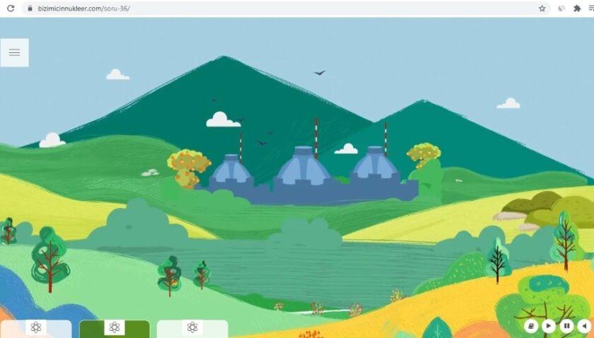 Rosatom, nükleer enerji konusunda çevrimiçi Türkçe eğitim projesi başlattı