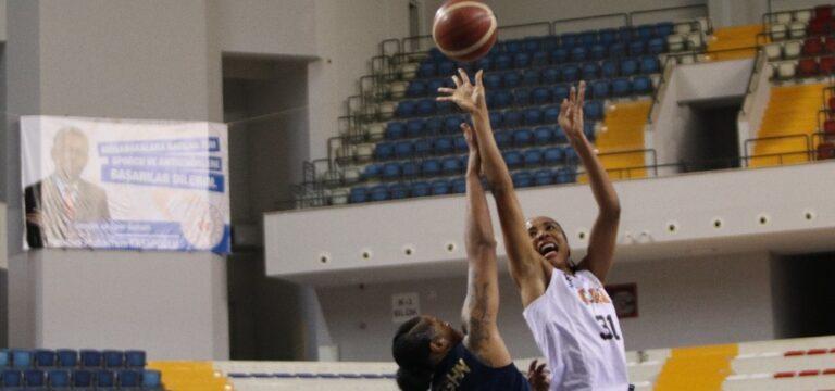 Çukurova Basketbol: 64 – Fenerbahçe: 71