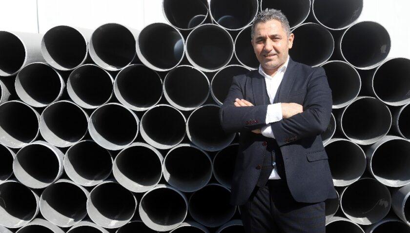 """Hasan Yıldırım: """"2021'de ihracat hedefimiz büyük"""""""
