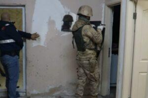 Mersin'de DEAŞ operasyonu: 2 gözaltı