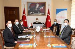 Mersin'e turizmde yeni destinasyon için ilk adım atıldı