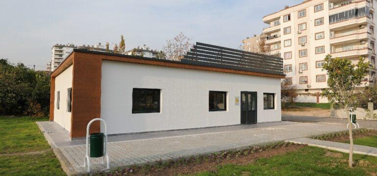 Mezitli Belediyesi Basın Evi açılıyor