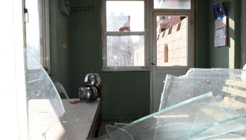 Tarsus'ta belediye hizmetlerine saldırı