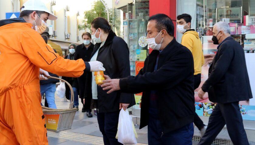 Sağlıklı bir Akdeniz için 'Turuncu Hareket'