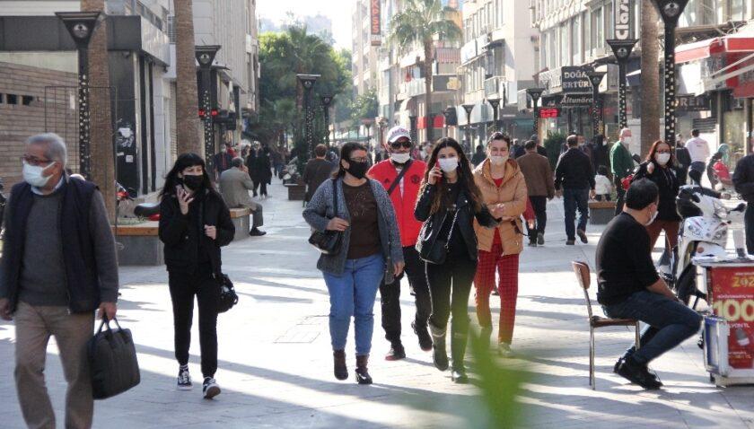 Mersin'in nüfusu 1 milyon 868 bin 757'ye yükseldi