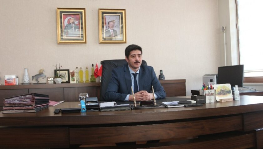 Mut Kaymakamı Fatih Erdoğan görevine başladı