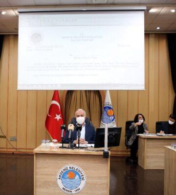 Akdeniz Belediyesi sıcak asfalt tesisi kuruyor