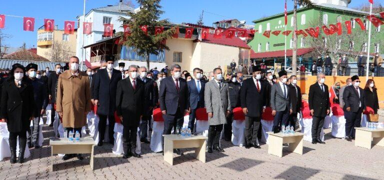 Arslanköy'de kurtuluş coşkusu