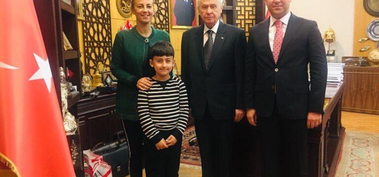 Serdar Soydan MHP'nin MYK üyesi oldu