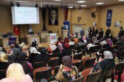 EVKA Projesi kapsamında ev kadınlarına eğitim verildi