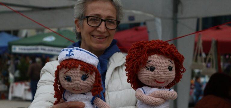 Kanseri yendi, şimdi lösemili çocukların mutluluk sebebi oldu
