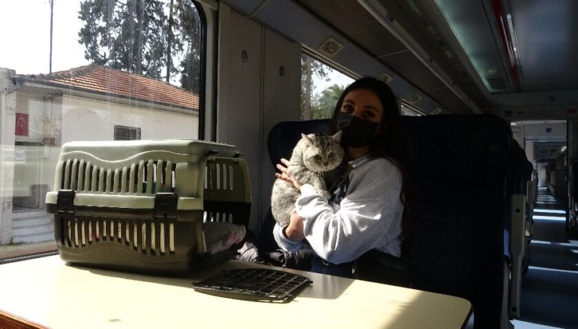 Mersin'de 1 yıl aradan sonra 3 kente tren seferleri başladı