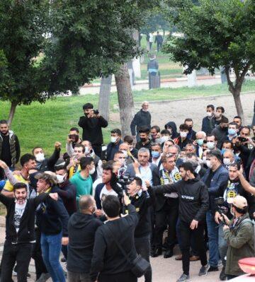 Tarsus İdman Yurdu'nda Kırbıyık başkan oldu