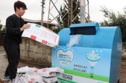 Toroslar'da Sıfır Atık Projesi devam ediyor