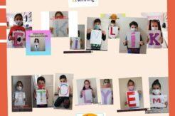 Öğrenciler 'Etkinlik Atölyem Projesi' ile üreterek ve eğlenerek öğreniyor