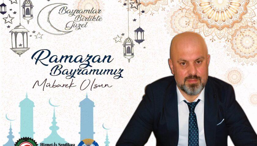 Yüce'den Ramazan Bayramı mesajı
