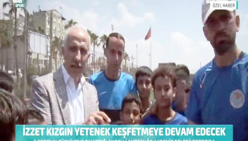 """""""Yetenek Avcısı"""" Kızgın artık Akdeniz Belediyespor'da"""