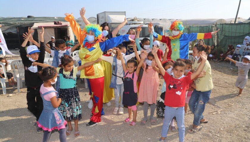 Akdeniz Belediyesinden 'Dünya Mülteciler Günü' etkinliği