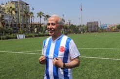 Gültak, Akdeniz'e yapılan spor yatırımlarını anlattı