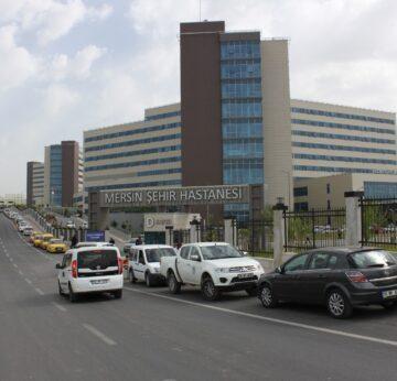 Mersin Şehir Hastanesi sağılığın yanı sıra çevreye de katkı sağlıyor