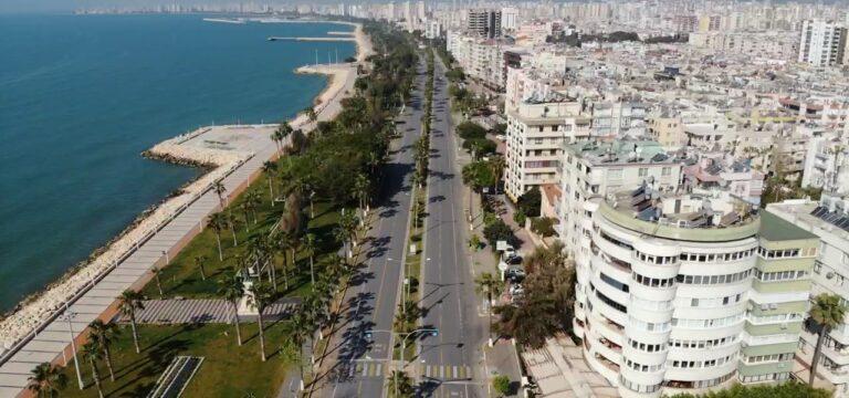 Mersin'de konut satışları mayıs ayında yüzde 2,2 azaldı