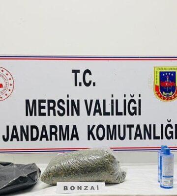 Mersin'de uyuşturucu operasyonu: 17 gözaltı
