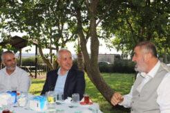Başkan Gültak'tan Gadir-i Hum ziyaretleri