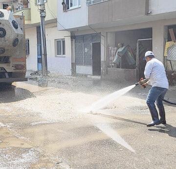 Akdeniz Belediyesi, vatandaşların yardımına koştu
