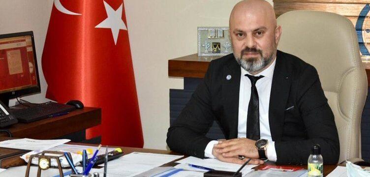 Hak-İş'in Mersin İl Başkanı Mehmet Yüce oldu