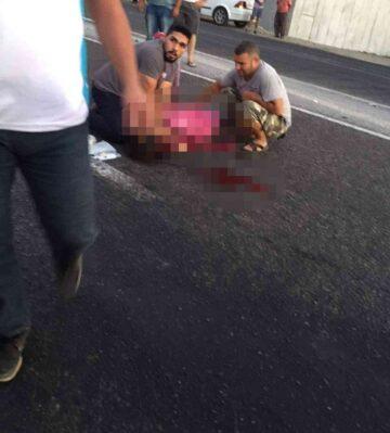 Bozyazı'da otomobilin çarptığı yaya hayatını kaybetti